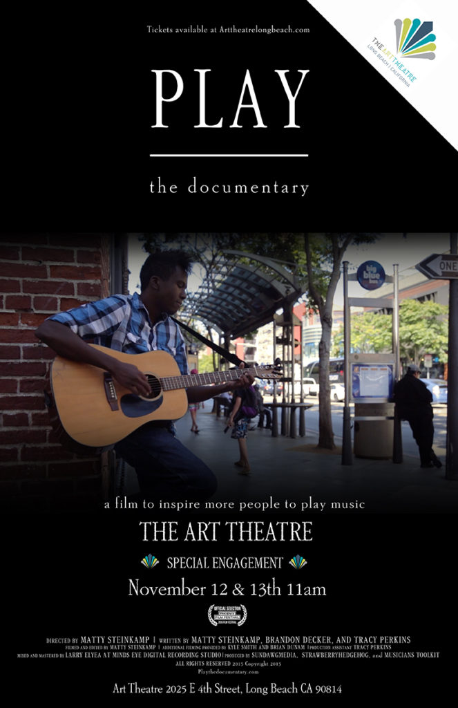 Art Theatre Long Beach Play The Documentary